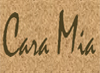 Logo of Cara Mia