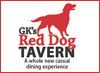 Logo of GK's Red Dog Tavern