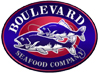 Logo of Boulevard Seafood Co.