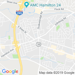 Google Map of Bill's Olde Tavern