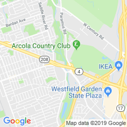 Google Map of The River Palm Terrace (Fair Lawn)
